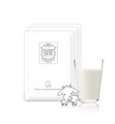 Chamos Acaci Snail Repair Goat Milk Подхранваща антиейдж маска с екстракт от охлюви,козе мляко и конско масло