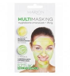 Marion Дуо крем лифтинг маска против бръчки и стягащ ефект