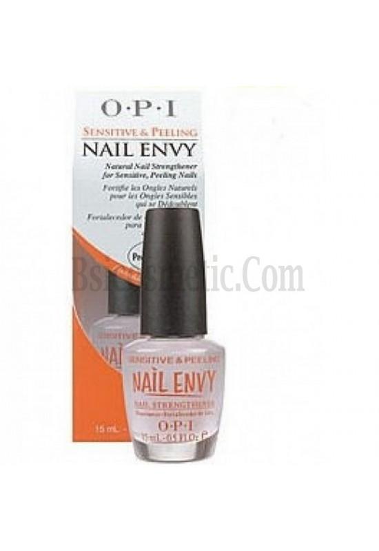 O.P.I Nail Envy Sensitive & Peeling Заздравител за нокти