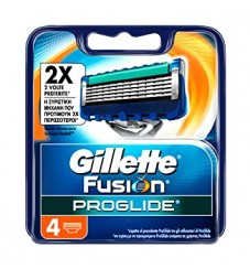 Gillette Fusion ProGlide резервни ножчета 4 бр