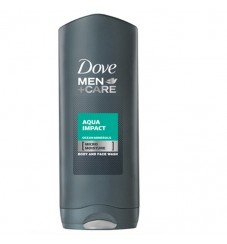 DOVE Душ гел за лице и тяло MEN CARE AQUA IMPACT - 250 мл.
