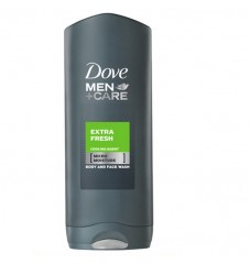 DOVE Душ гел за лице и тяло MEN CARE EXTRA FRESH - 250 мл.