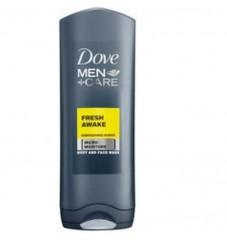 Dove Душ гел за лице и тяло Men Care Fresh Awake - 250 мл.