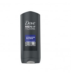 DOVE Душ гел за лице и тяло MEN CARE HYDRATION BALANCE - 250 мл.