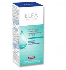 ELEA Депилиращ крем за тяло  Спорт - 165 гр