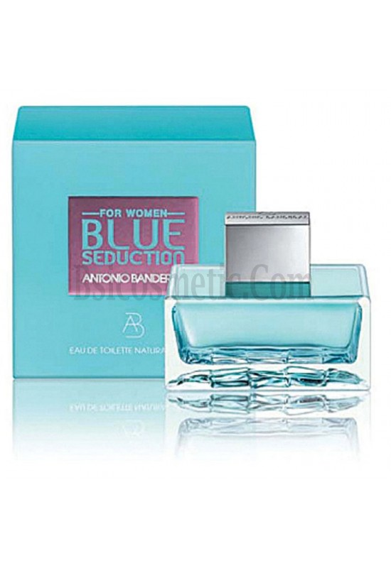 Antonio Banderas Blue Seduction Тоалетна вода за жени 50 мл.