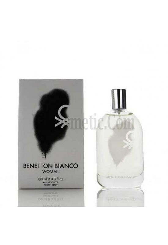 Benetton Bianco за жени - EDT