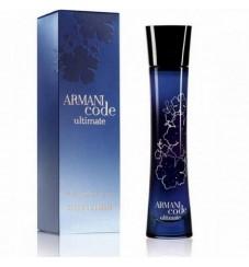 Giorgio Armani Code Ultimate за жени - EDP