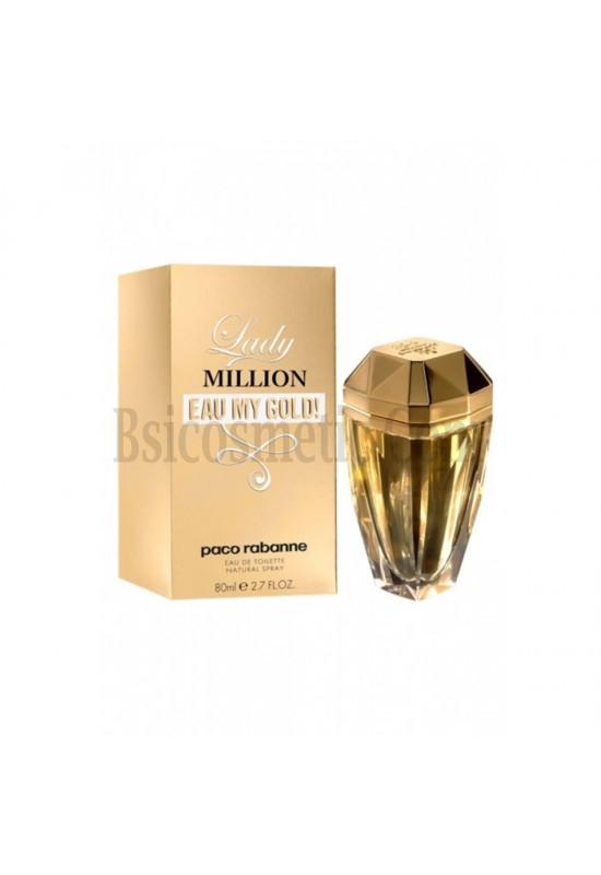 Paco Rabanne Lady Million Eau My Gold за жени - EDT
