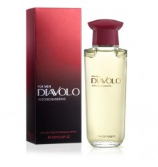 Antonio Banderas Diavolo for Men EDT