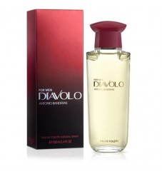 Antonio Banderas Diavolo for Men EDT