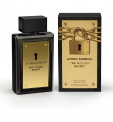 Antonio Banderas Golden Secret за мъже