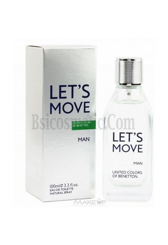 Benetton let's move за мъже - EDT