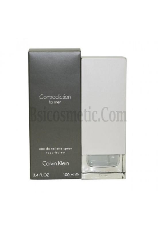 Calvin Klein Contradiction за мъже - EDT