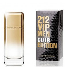 Carolina Herrera 212 VIP Club Edition за мъже - EDT
