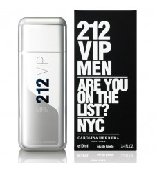 Carolina Herrera 212 Vip Men за мъже - EDT
