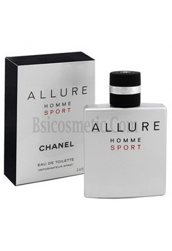 Chanel Allure Homme Sport за мъже - EDT