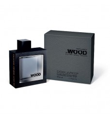 Dsquared He Wood Silver Wind Wood за мъже - EDT