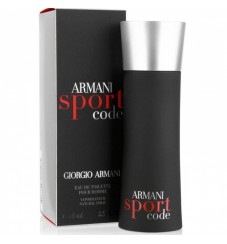Giorgio Armani Code Sport за мъже - EDT