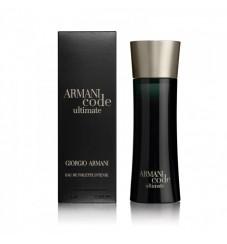 Giorgio Armani Code Ultimate Intense за мъже - EDT