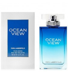 Karl Lagerfeld Ocean View For Him за мъже - EDT