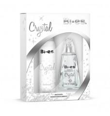 BI-ES CRYSTAL Парфюмна вода + Део