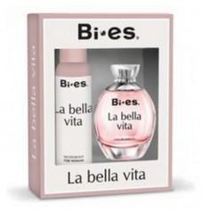 BI-ES LA BELLA VITA SET EDP + DEO