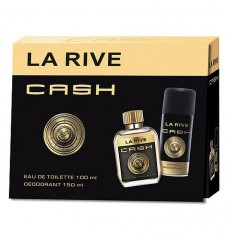 La Rive Комплект Cash /EDT 100 мл + дезодорант 150 мл/