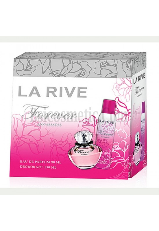 La Rive Комплект Forever /EDP 90 мл + дезодорант 150 мл/