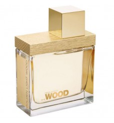 Dsquared She Wood Golden Light за жени без опаковка - EDP 100 мл.