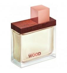 Dsquared She Wood Velvet Forest за жени без опаковка  - EDP 100 мл.