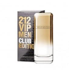 Carolina Herrera Vip Club Edition за мъже без опаковка - EDT 100мл.