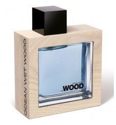 Dsquared He Wood Ocean Wet за мъже без опаковка - EDT 100 мл.
