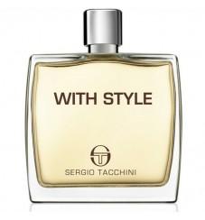 Sergio Tacchini With Style за мъже без опаковка - EDT 100 ml