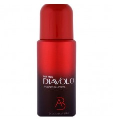 Antonio Banderas Diavolo for Men Deo spray 150 мл