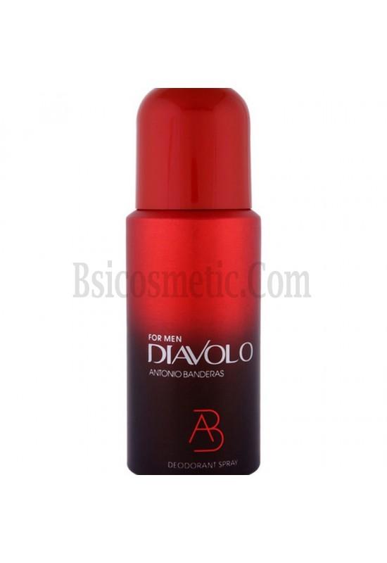 Antonio Banderas Diavolo for Men Deo spray 150 мл