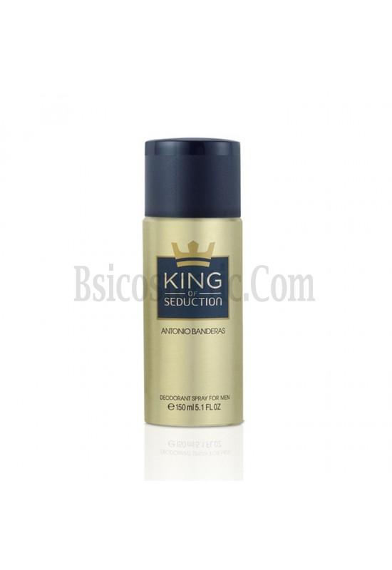 Antonio Banderas King of Seduction Absolute дезодорант за мъже 150 мл