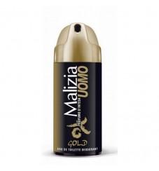 Malizia Gold мъжки дезодорант