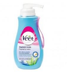 Veet Депилиращ крем за чувствителна кожа - 400 ml