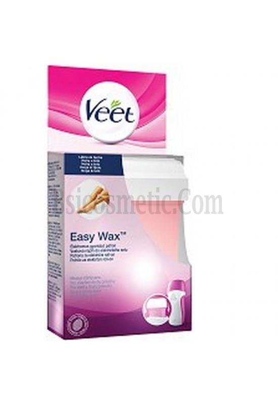 Veet Easy Wax Пълнител за Комплект за топла кола маска за крака и ръце - 50 мл.