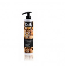 Delia Мляко за тяло - подхранващо и бронзиращо - 300 мл.