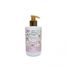 Victoria beauty Лосион за тяло с българско розово масло и хиалуронова киселина 250 мл