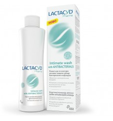 Lactacyd Pharma with Antibacterials Интимен гел 250 мл