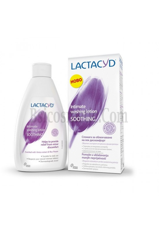 Lactacyd Soothing Успокояващ интимен гел 200 мл