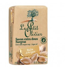 LE PETIT OLIVIER Сапун - Липиден с масло от арган - 250 гр.