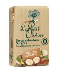 LE PETIT OLIVIER Сапун - Липиден с масло от карите - 250 гр.