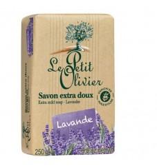 LE PETIT OLIVIER Сапун - Липиден с масло от лавандула - 250 гр.