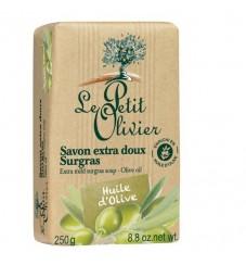 LE PETIT OLIVIER Сапун - Липиден с масло от маслина - 250 гр.