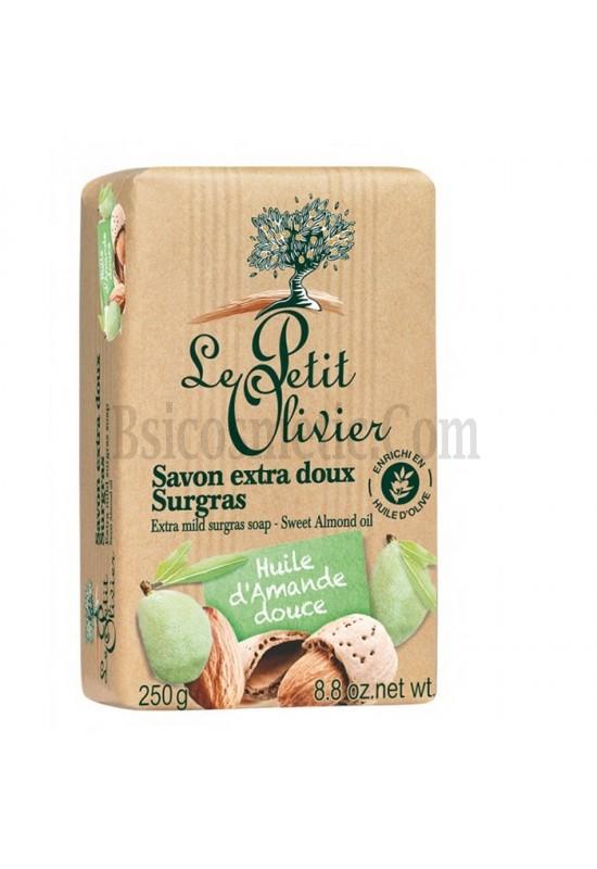 LE PETIT OLIVIER Сапун - Липиден с масло от сладък бадем - 250 гр.