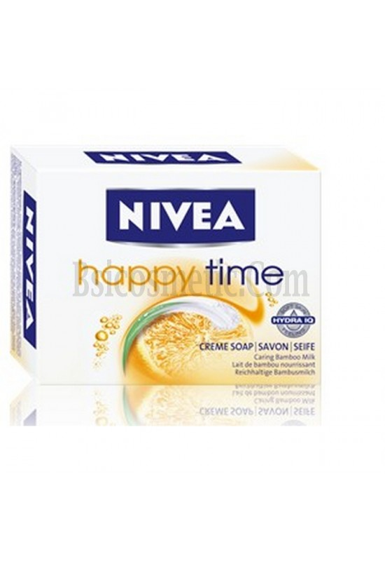 NIVEA Крем сапун HAPPY TIME